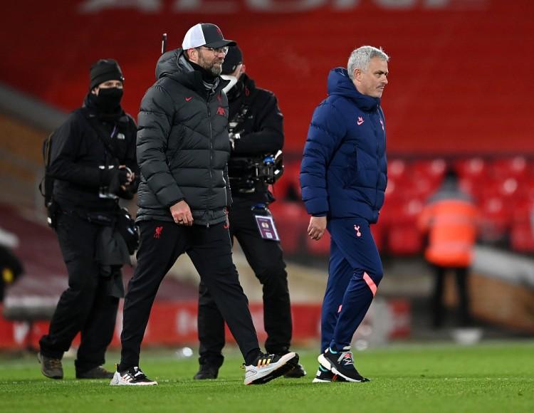 穆帅:范迪克受伤对利物浦影响很大,但他们信任能够再次赢得冠军