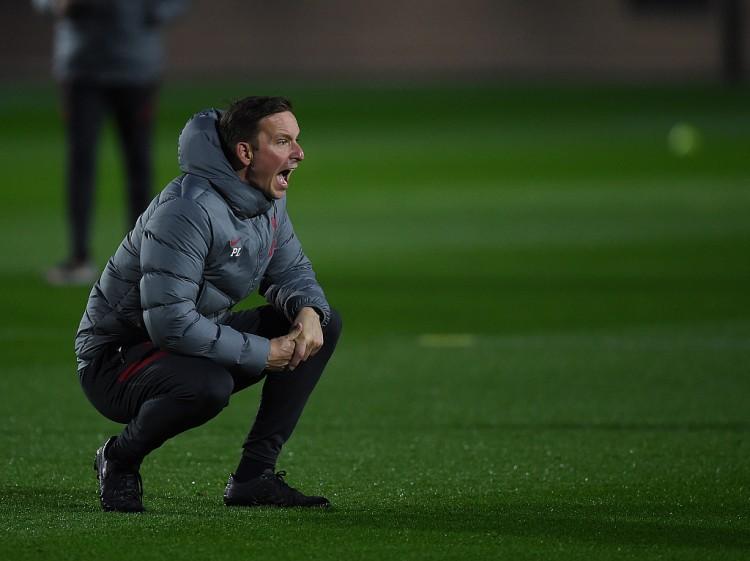 为什么没有引进中卫的计划?利物浦助教:青训球员是最好的备选