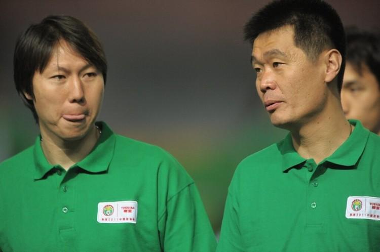 名列冲超组前三的球队均由国产教练挂帅