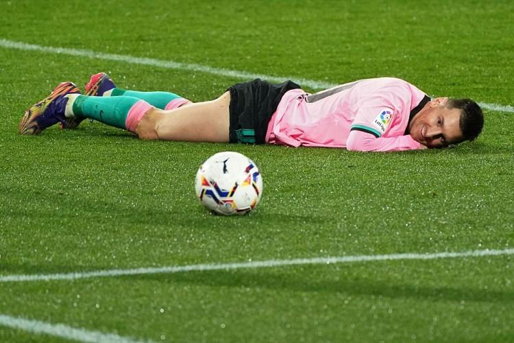 大巴黎目前的预算并不支撑他们签下阿根廷球星梅西  