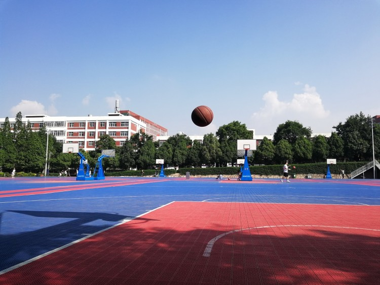 基层教练:现在练篮球的表面许多 但真实从事篮球的很少很少 