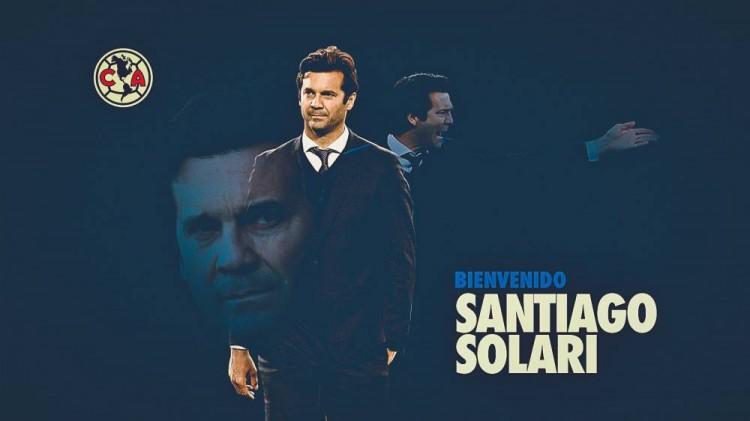 官方:索拉里出任墨西哥美洲沙龙技术总监