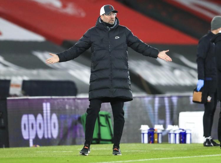 索内斯:利物浦看上去没有任何活力,变成了一支人人想碰的球队