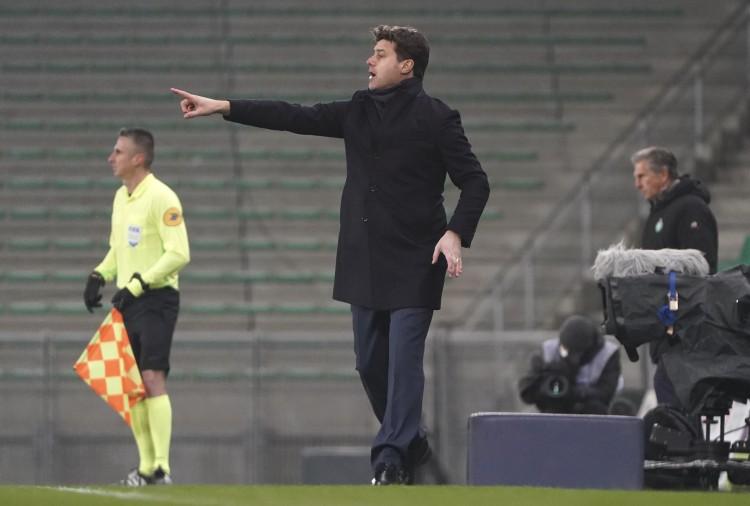 波帅:很清楚战马赛对巴黎球迷意味着什么 内马尔是否首发还不决