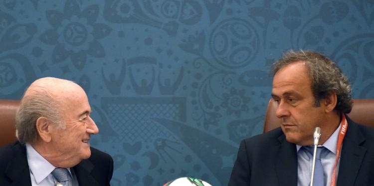 前国际足联主席布拉特病重入院,但无生命危险 