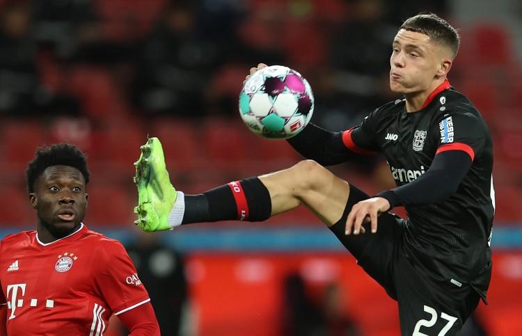 17岁维尔茨13场造6球,药厂主帅:主张勒夫带他去欧洲杯
