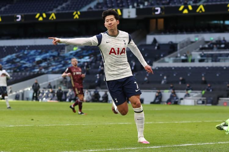 孙兴慜:希望韩国球员尽快破我纪录 我永远都无法与朴智星相比较