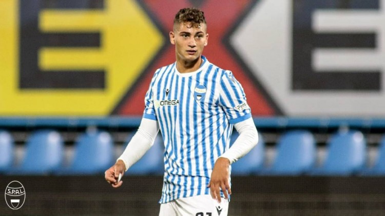 斯帕尔官方:提前结束对埃斯波西托的租借,球员将返回国际米兰