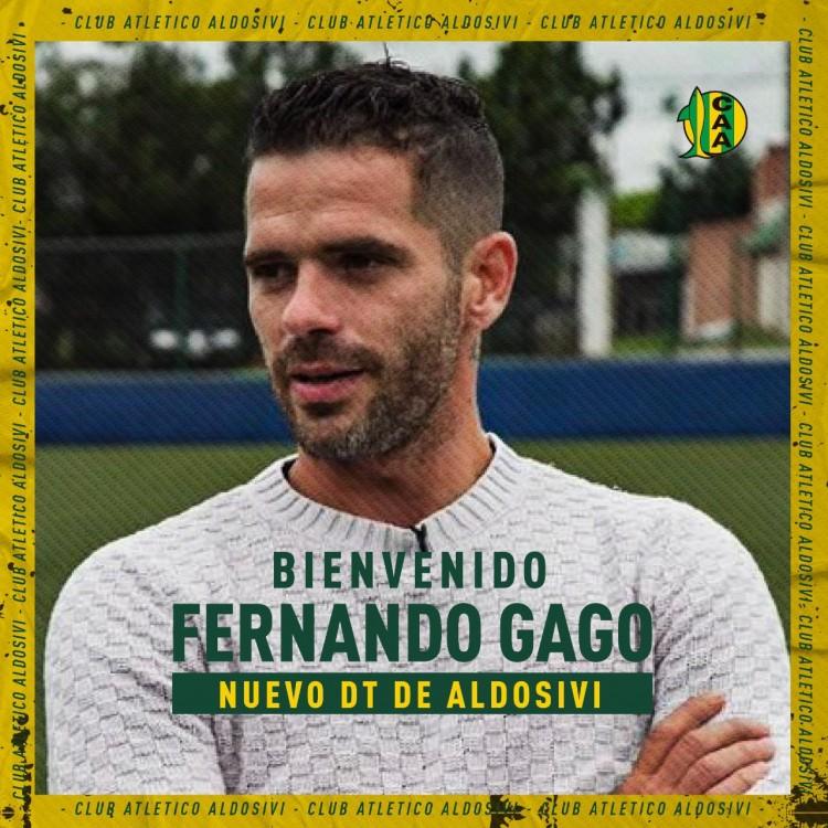 加戈参与阿根廷沙龙阿尔多西维竞技,担任技能总监