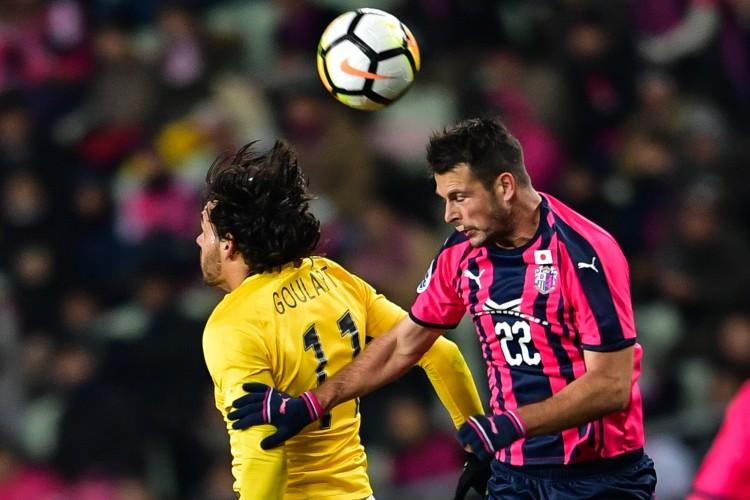 申花有意引入现在在J联赛大阪樱花效能的克罗地亚中卫约尼奇