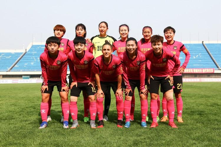 """北京女足""""裸奔""""三个月,主教练:如没全运会,80%女足队要解散"""