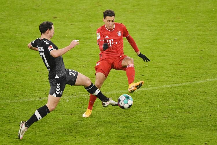 德国足球专家:勒夫希望征召穆西亚拉,并现已现场考察过球员