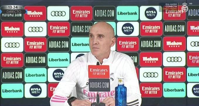 皇马助教:每场竞赛都能看到阿扎尔踢得更好 齐达内对球队很满足