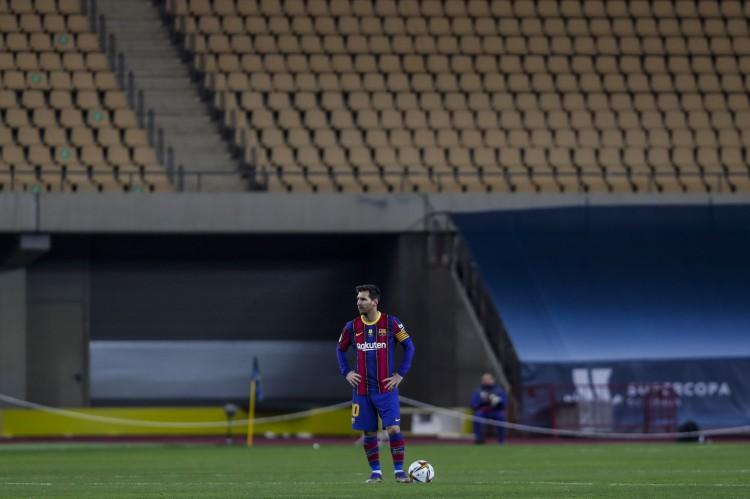 里瓦尔多:巴萨已不或许逆转 梅西的未来应该会在巴黎
