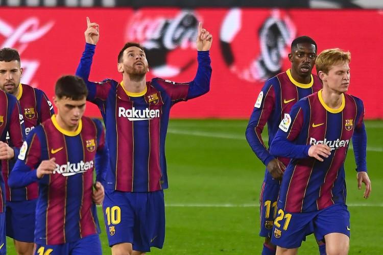 拉波尔塔顾问团成员:能招引梅西的是提高球队的方案,而不是金钱