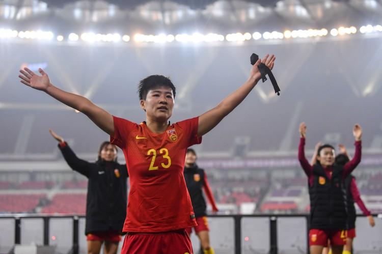 32岁女足国脚任桂辛退役,曾参与2015女足世界杯