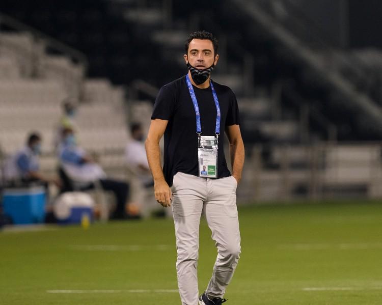 19胜3平,哈维带领阿尔萨德不败夺得本赛季卡塔尔联赛冠军