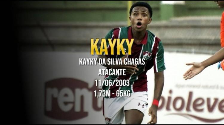 罗马诺:曼城挨近签下巴西17岁天才凯伊,转会费最高达1700万欧元 