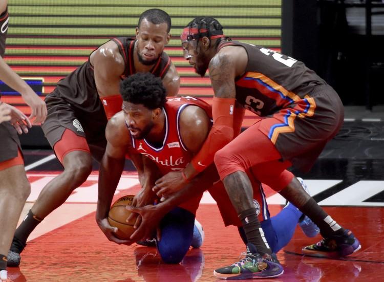 一名优秀的球员,可以投进许多高难度的投篮
