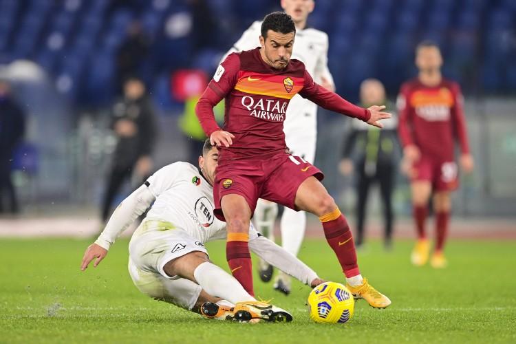 佩德罗:加盟罗马是为了赢得奖杯,咱们有能力拿欧联冠军 