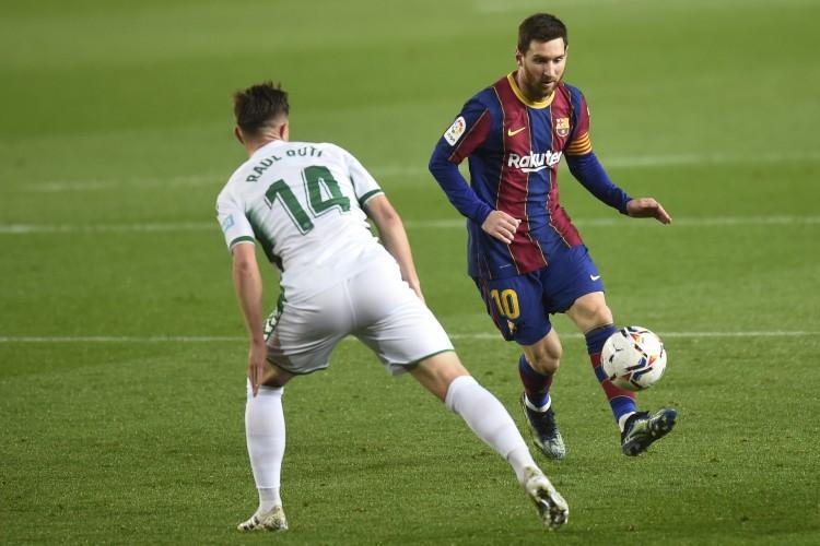 西甲专家:梅西已重回巅峰 巴萨正踢着长期以来最好的足球