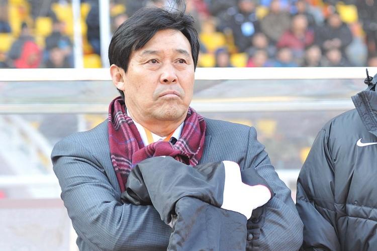 于根伟谈迟尚斌离世:他的去世是中国足球的丢掉,本可有更大奉献