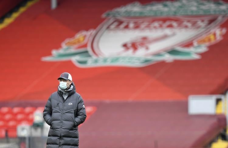 克洛普:我不是说不想执教德国队,而是现在不能脱离利物浦 