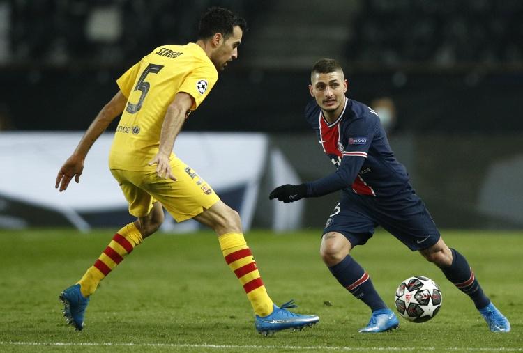 RMC:维拉蒂与弗洛伦齐或许出战对阵拜仁次回合   