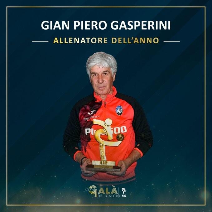 意球员协会评上赛季最佳球队&最佳教练:亚特兰大&加斯佩里尼中选
