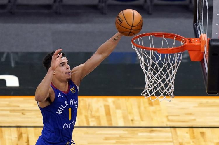约基奇:波特投篮才能太强了 他现在的表现十分超卓