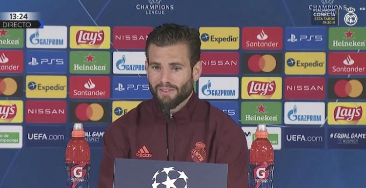 纳乔:若能在皇马退役那将是我的愿望 我正处于职业生涯最佳时间