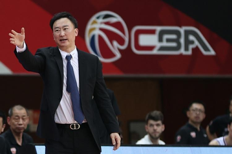 浙江队提前锁定常规赛前三 间隔第二的辽宁只差0.5个胜场 