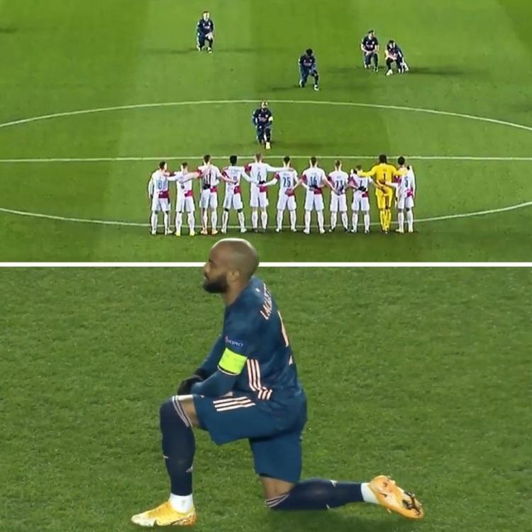 阿森纳球员赛前单膝下跪,阿尔特塔:球员们自动要求这么做
