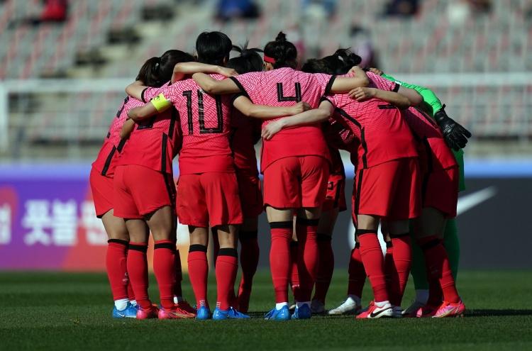 韩国女足留洋三将可能一同首发,与中国队殊死一搏