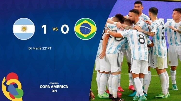 复盘阿根廷1-0巴西:绞杀成主流,蒂特棋差一招