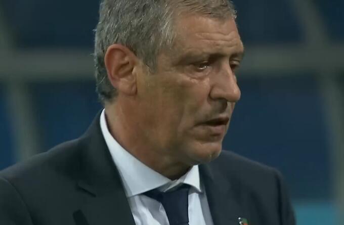 桑托斯:意料到了球队的杰出体现 C罗应该能随队出征瑞典