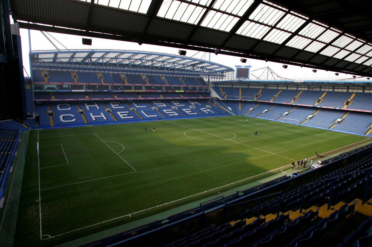 若经过批准,切尔西12月5日与利兹联的比赛将答应2000球迷入场   