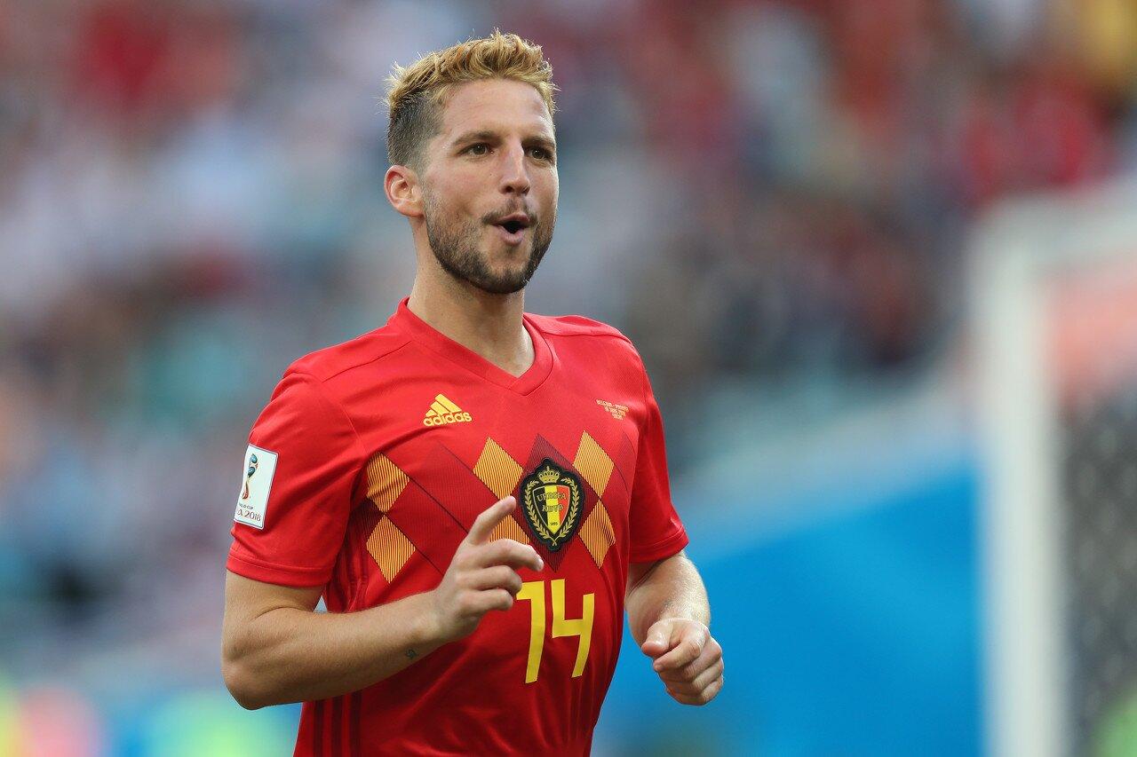 默滕斯:回到家乡踢球感觉很特别 有必要竭尽全力对阵丹麦 