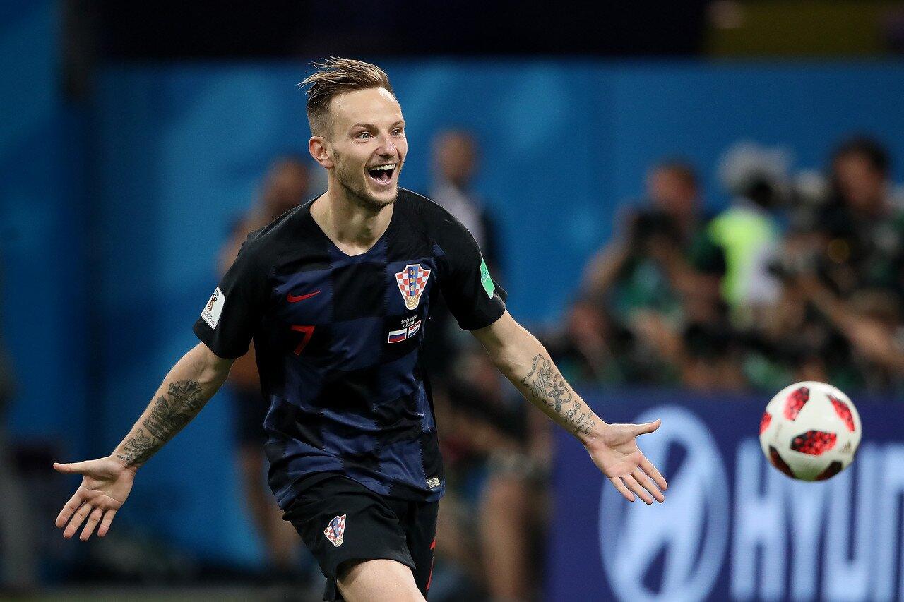 拉基蒂奇离别信:国家队回想永留心中 将成为克罗地亚最大的粉丝