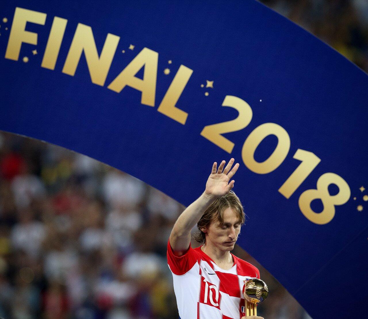   明夏欧洲杯时,莫德里奇仍然会是克罗地亚国家队首领