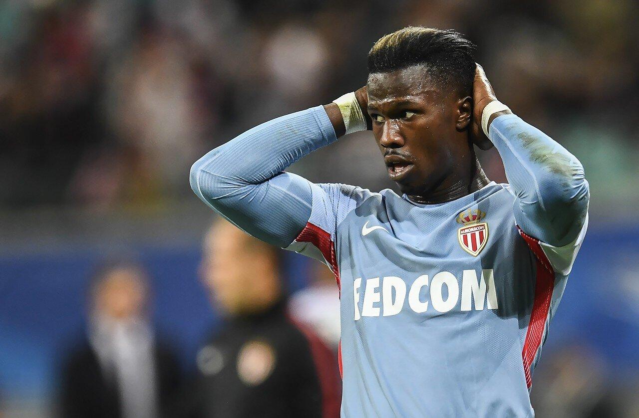 迪马:佛罗伦萨有意凯塔-巴尔德,球员在摩纳哥的离队名单中