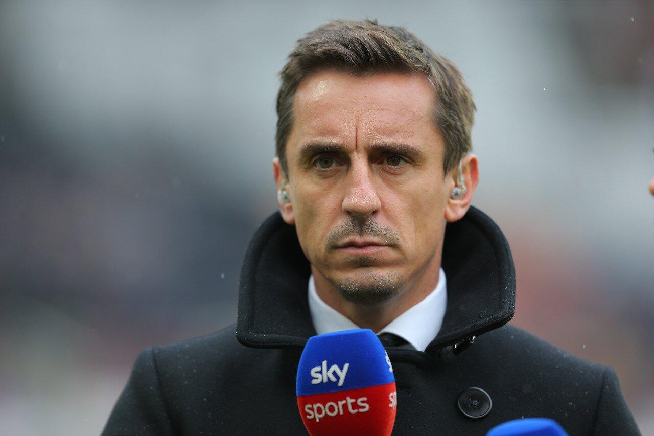 内维尔:利物浦有必要签下蒂亚戈,这能够提振队内球员的士气 