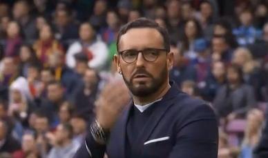 赫塔菲主帅:我们很好地约束了巴萨 皇萨都输球说明时代变了 