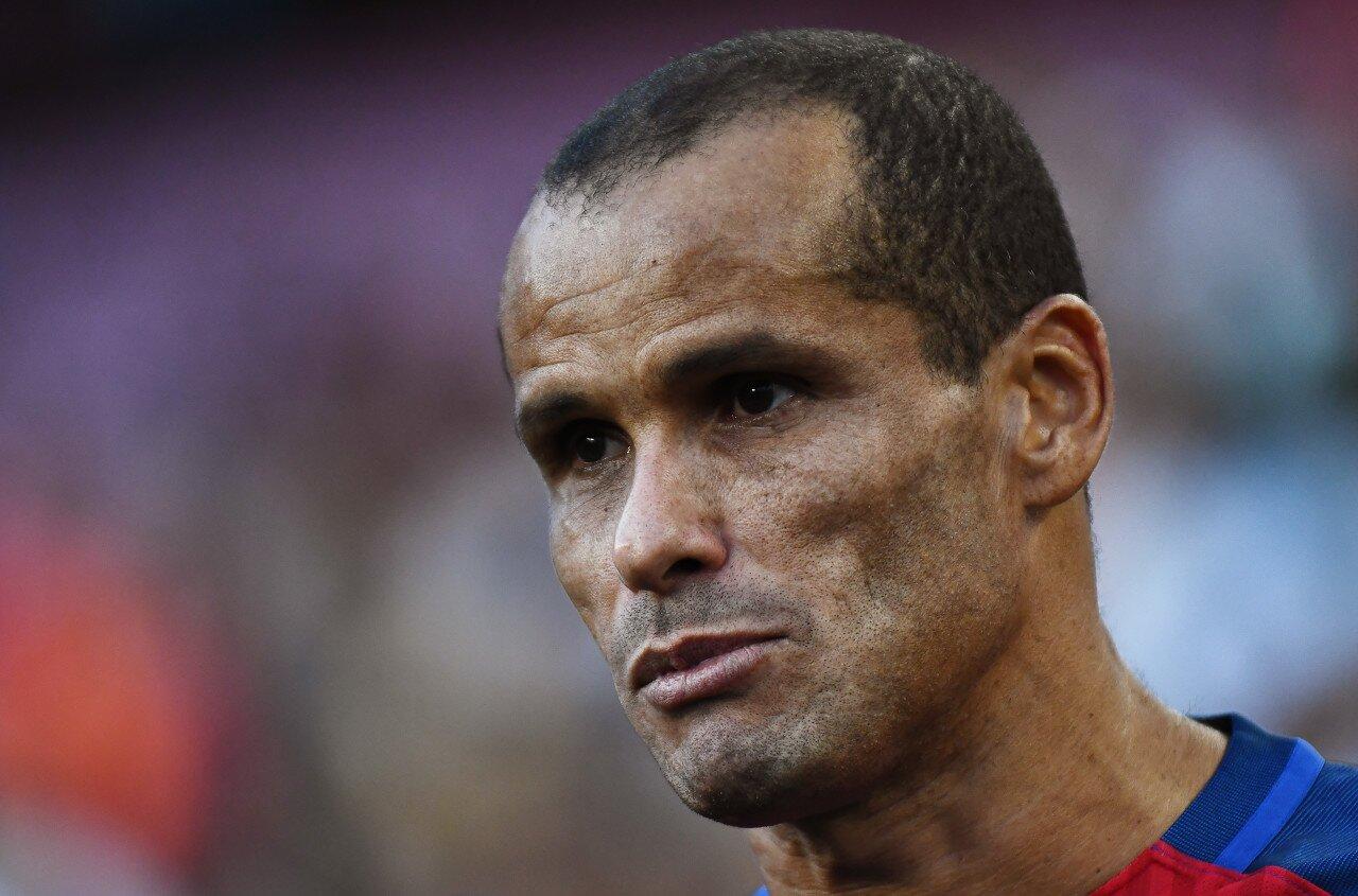 里瓦尔多:假如阿圭罗加盟巴萨,那可能会压服梅西续约留队