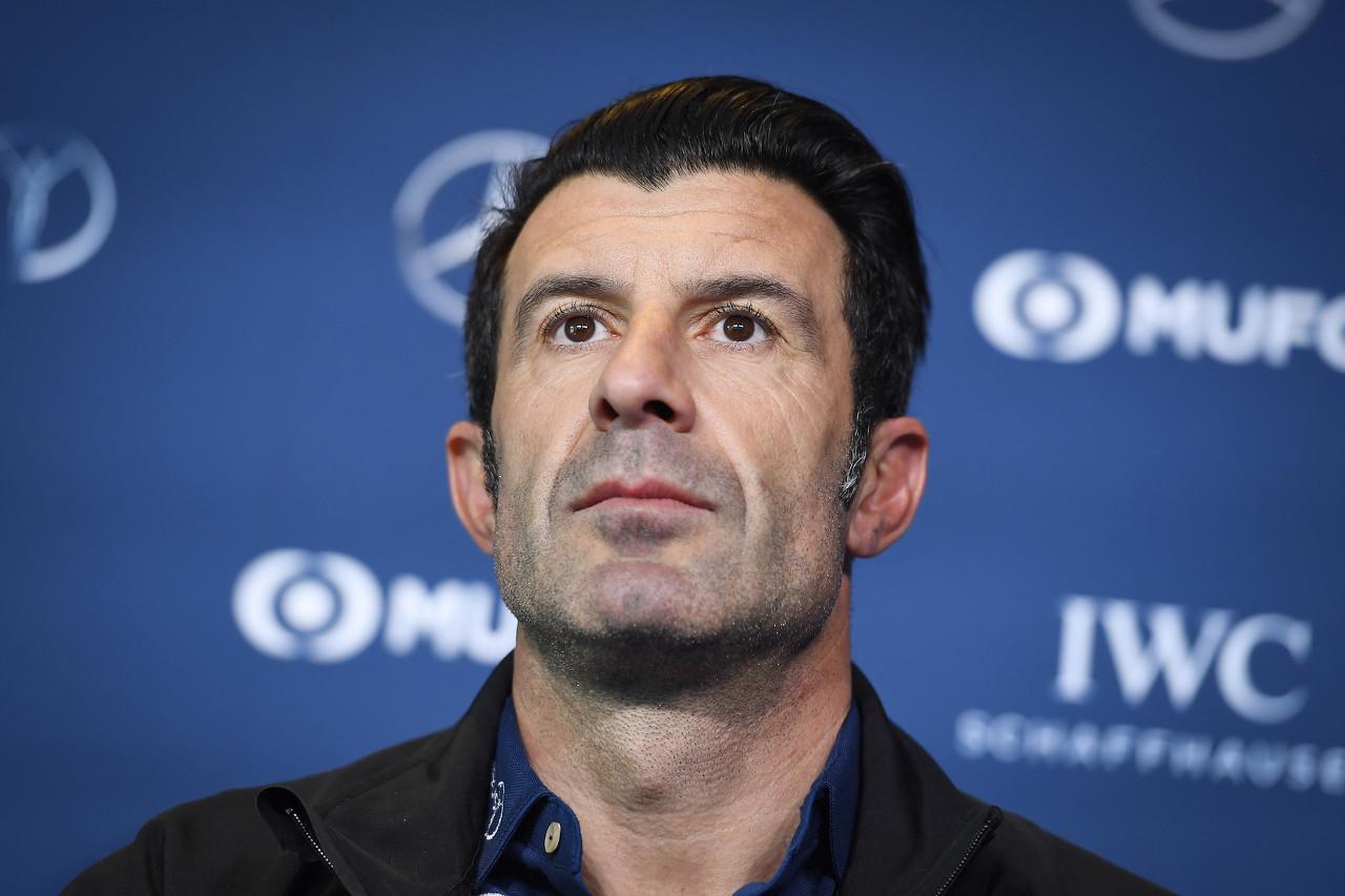 菲戈:我以为梅西至少不会在今夏脱离巴萨 为卡西回到皇马而高兴