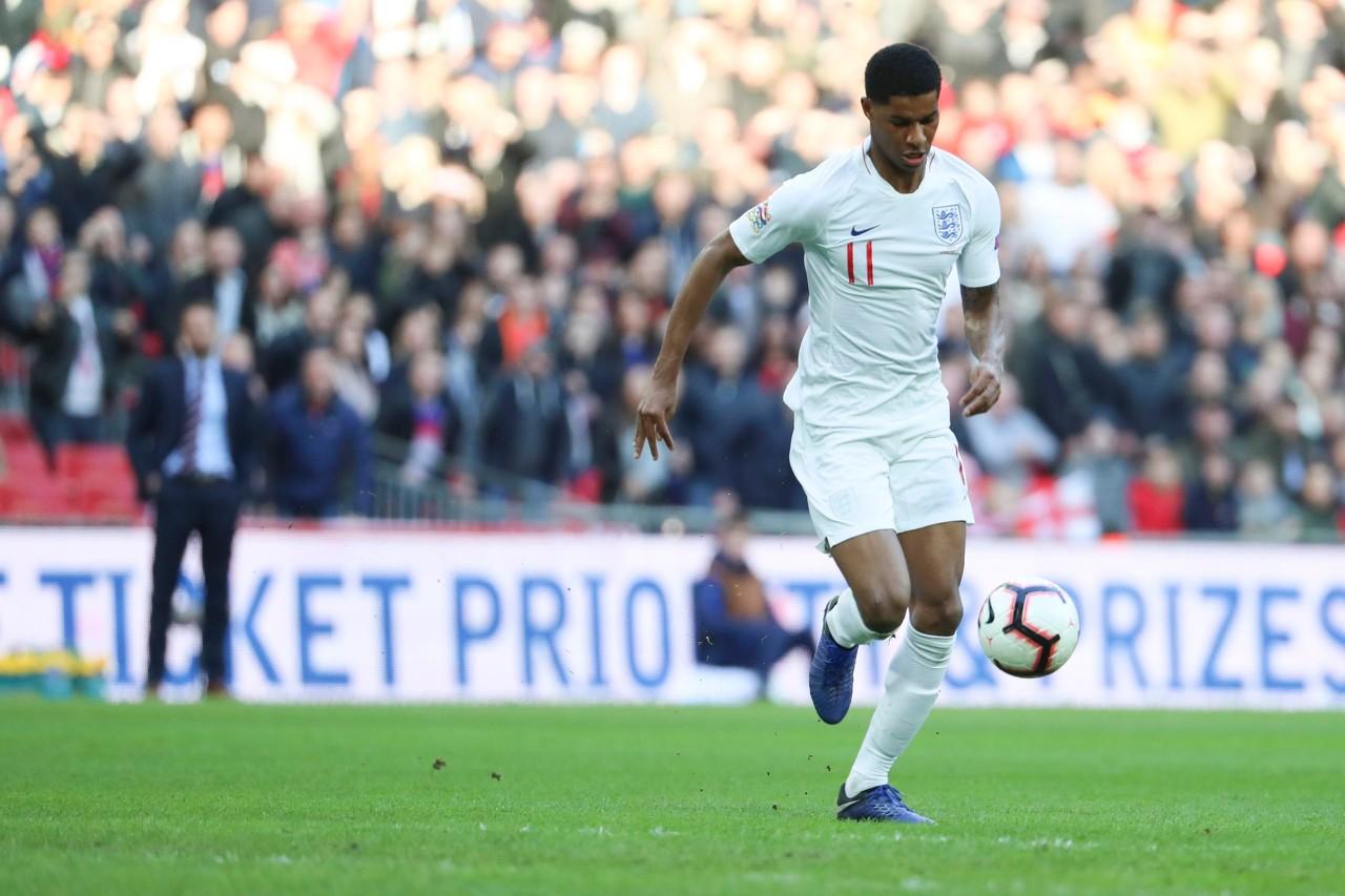 拉什福德:为把状况调到最佳才退出大名单 会在家中支持英格兰队