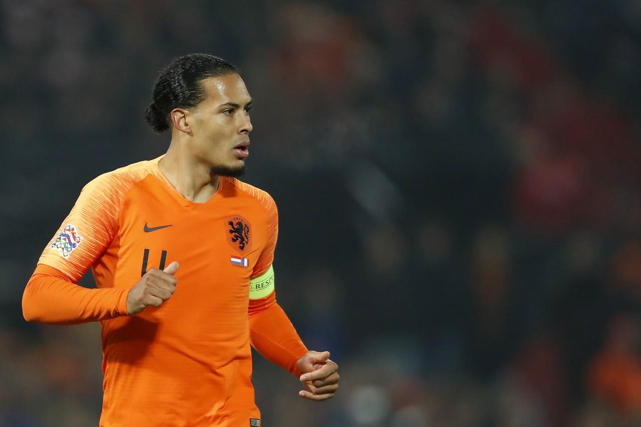 德里赫特:范迪克很冷静,他会决议自己是否参与欧洲杯 