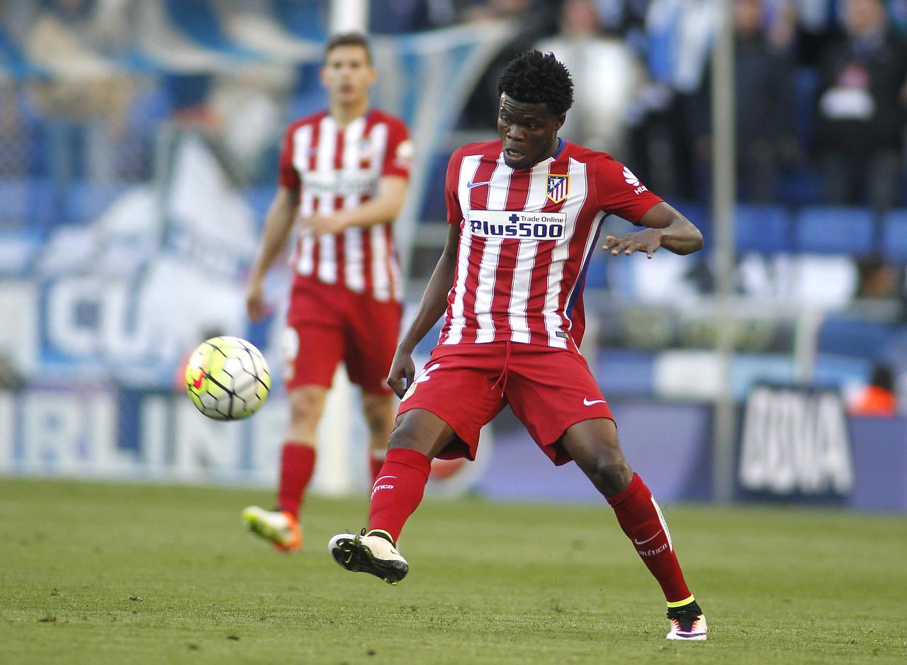 效能于马竞的加纳中场托马斯-帕蒂期望在本年夏窗加盟阿森纳 
