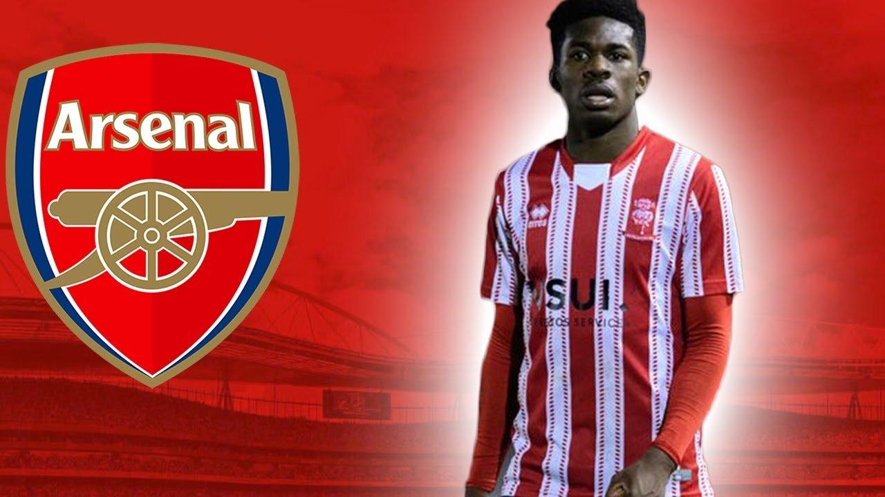Athletic:阿森纳将引入哈镇19岁中场阿金诺拉
