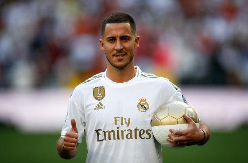 比利时球员周薪TOP10:阿扎尔48.5万欧居首 中超占3席